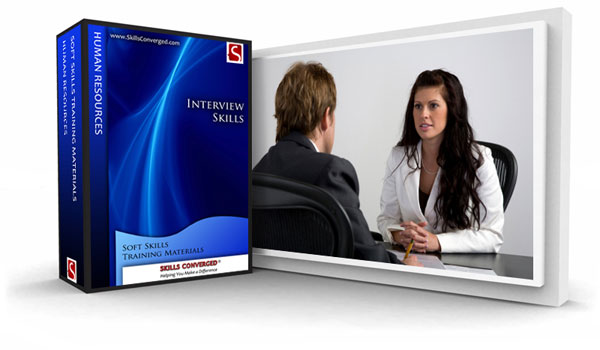 Skills Converged - Interview Skills Training Materials Course