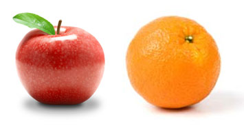 Skills Converged - Apple and Orange Conflict