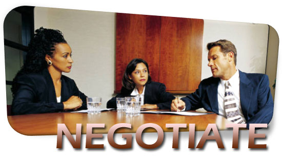 Negotiation Training Exercise: You're Out!