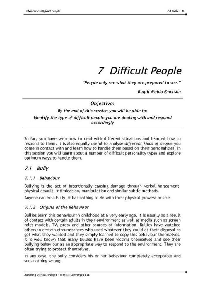 handling difficult people What does the bible say about dealing with difficult people who's pushing your buttons handling the difficult people in your life by dr john townsend.