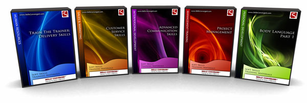 Training Materials and Courseware from Skills Converged
