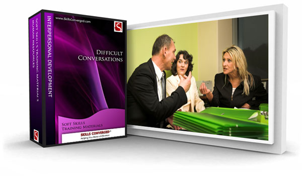 Skills Converged - Difficult Conversations Training Course Material
