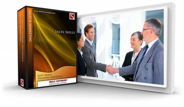 Skills Converged - Sales Skills Training Materials Course
