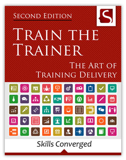Train the Trainer - Book Front Cover
