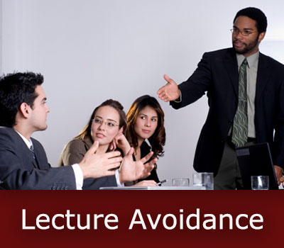 Lecture Avoidance Measure