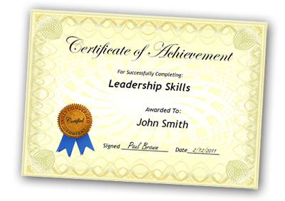 Training certificate sample images sample of training attendance yelopaper Choice Image