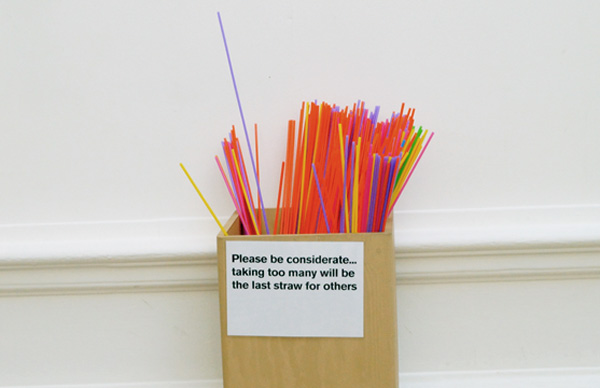 Creative Writing Exercise: The Last Straw