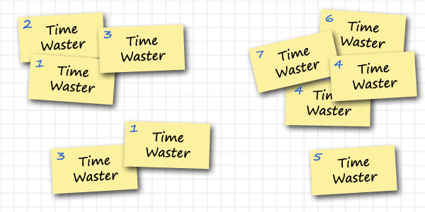 Time Management Exercise: Identify Time Wasters
