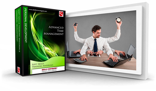 Skills Converged - Advanced Time Management Training Materials Course
