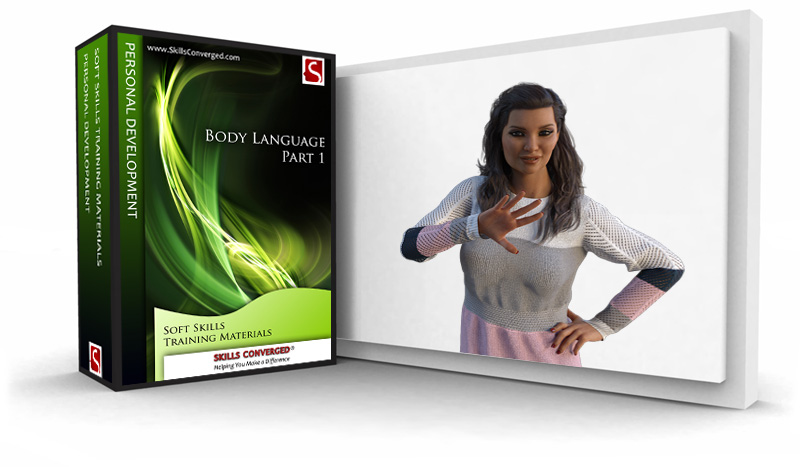 Skills Converged - Body Language Part 1 Training Materials Course