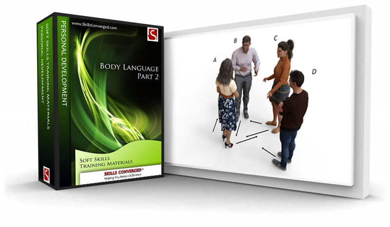 Skills Converged - Body Language Part 2 Training Materials Course