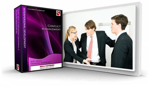 Skills Converged - Conflict Management Training Materials Course