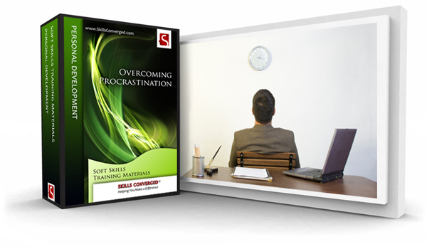 Skills Converged - Overcoming Procrastination Training Materials Course