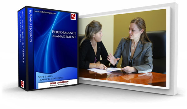 Skills Converged - Performance Management Training Materials Course