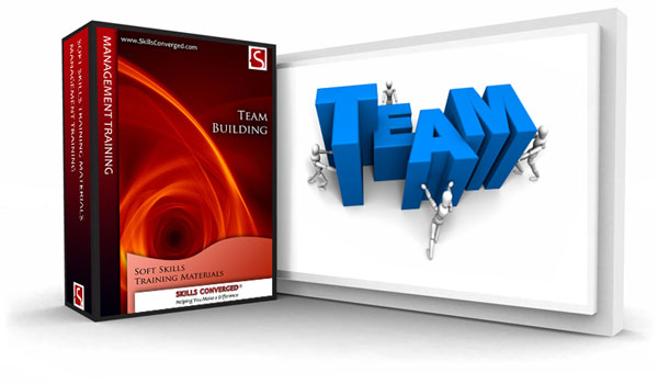 Skills Converged - Team Building Training Materials Course