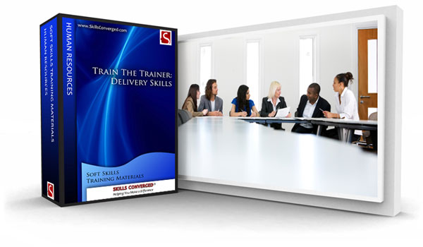 Skills Converged - Train the Trainer Delivery Skills Training Materials Course