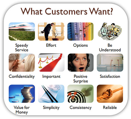 Skills Converged - What customers want