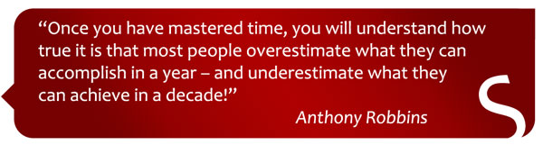 Time Management Quote